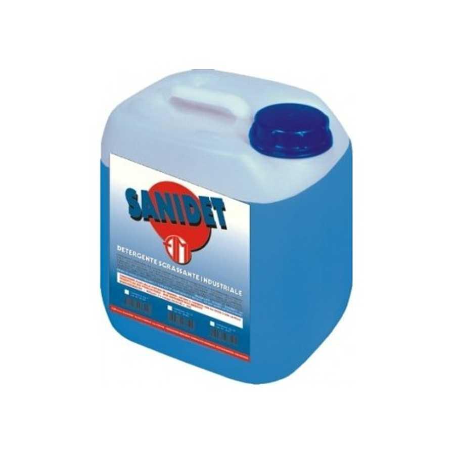 Sanidet sanificante e igienizzante per impianti di refrigerazione e riscaldamento