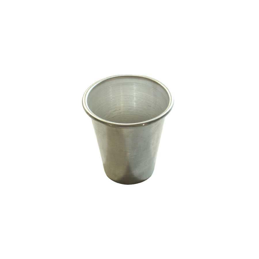 Formina per babà in alluminio antiaderente disponibile in diverse misure