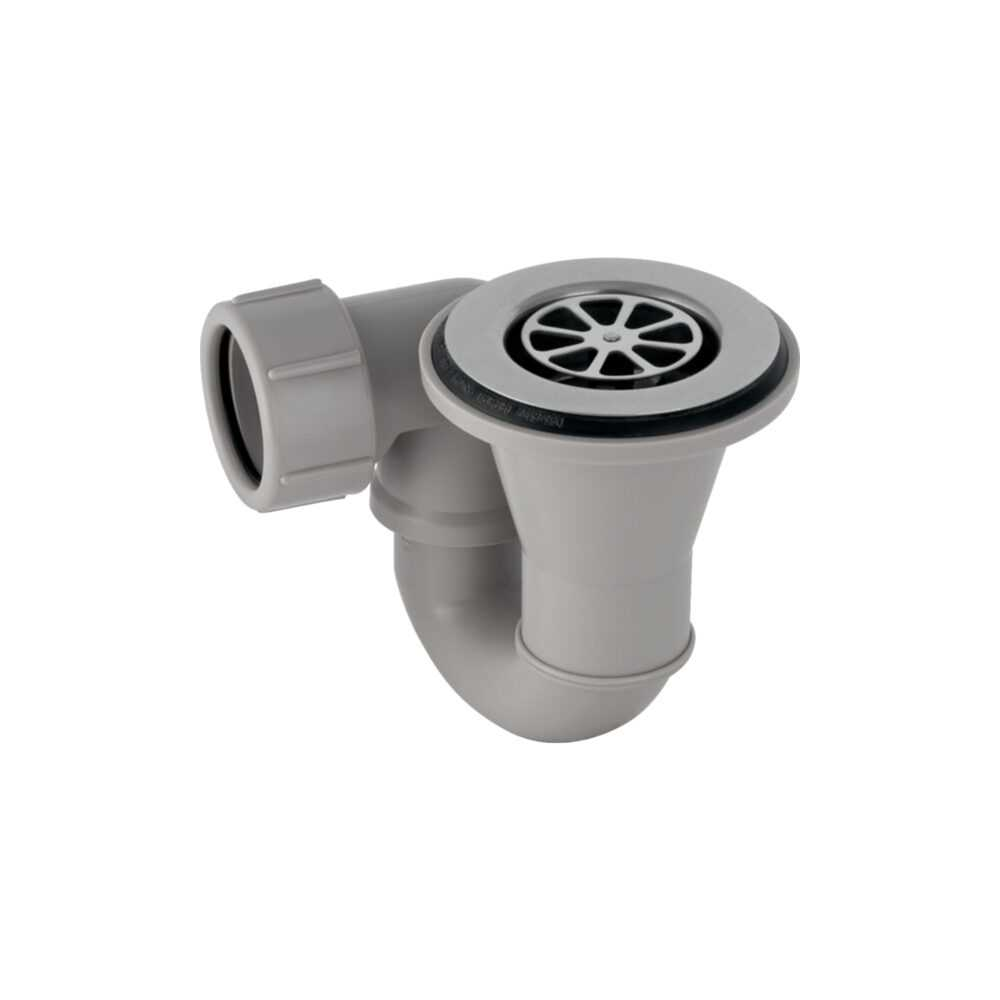 Piletta diametro cm 6 girevole per piatto doccia Geberit