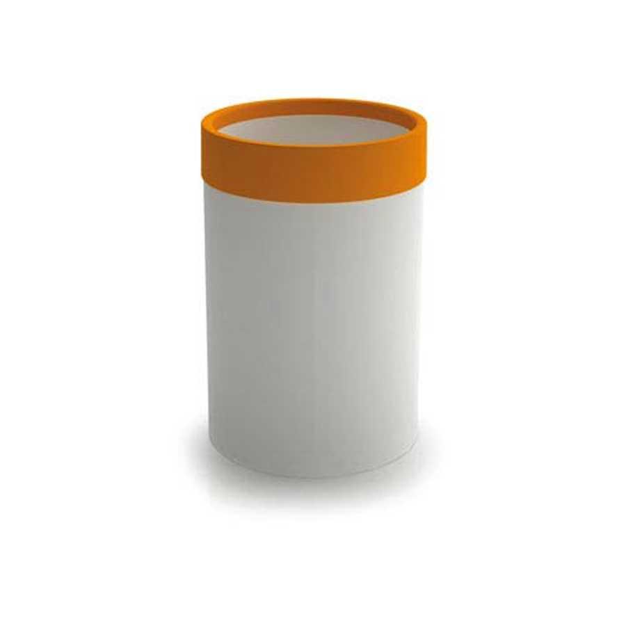 Bicchiere in silicone colorato linea Saon di Lineabeta. Doppia colorazione, diverse varianti disponibili