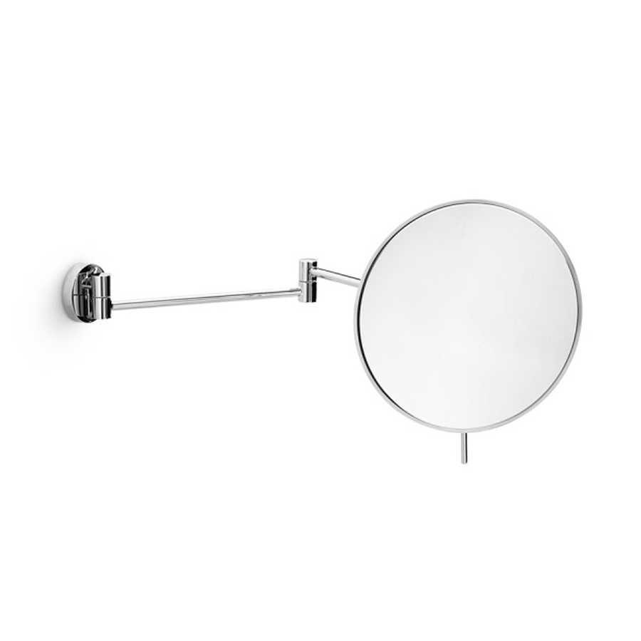 Specchio ingranditore 3x da parete Lineabeta Mevedo