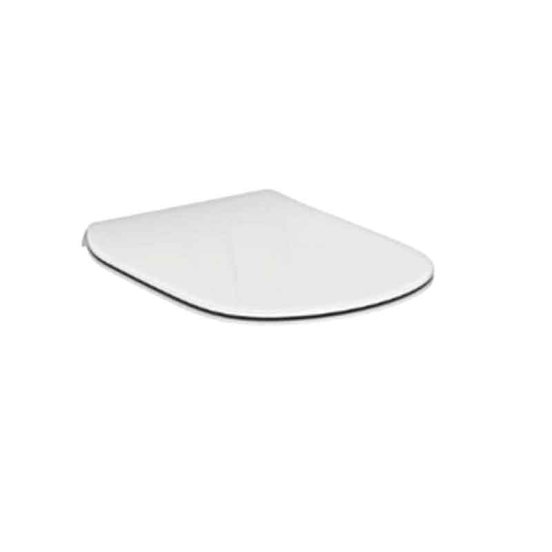 Sedile in termoindurente Slim Ideal Standard Tesi chiusura tradizionale