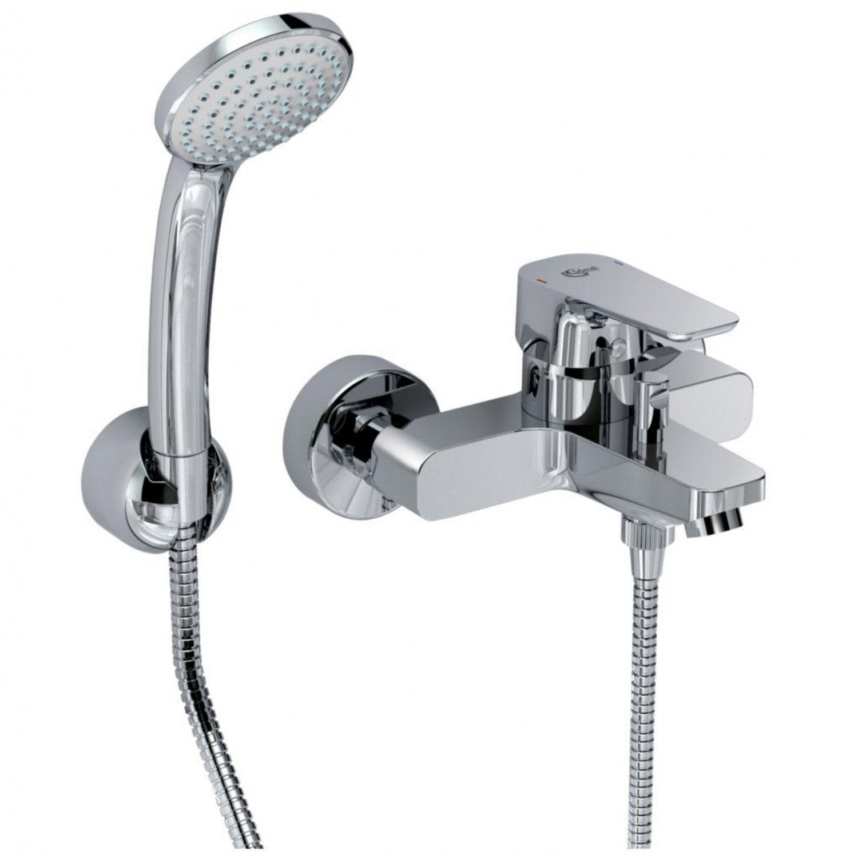 Miscelatore vasca Ideal Standard Ceraplan 3 completo di set duplex