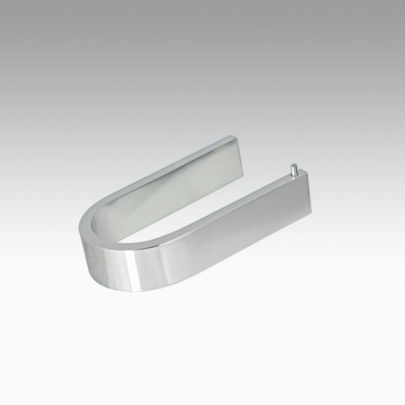 Portarotolo in alluminio modello Materia Koh-i-Noor