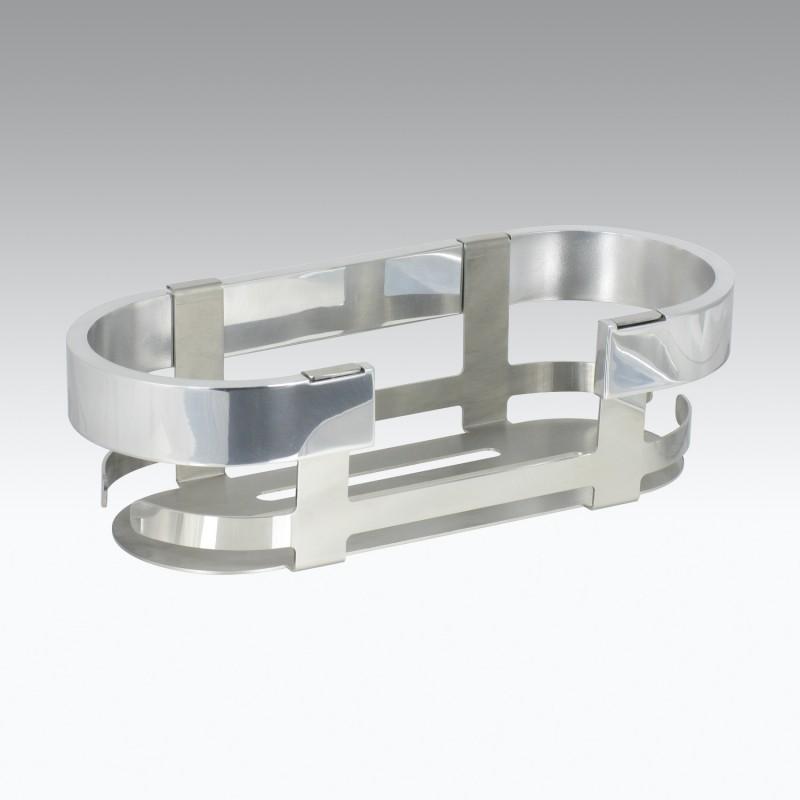 Cestino Contenitore in alluminio modello Materia Koh-i-Noor