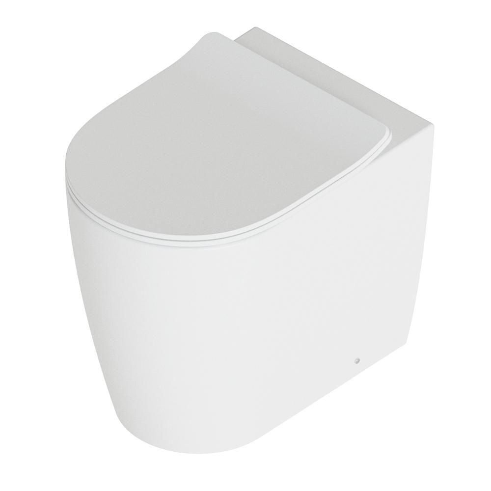Sanitari Filo muro Falerii  Foglia Medium wc bidet sedile softclose