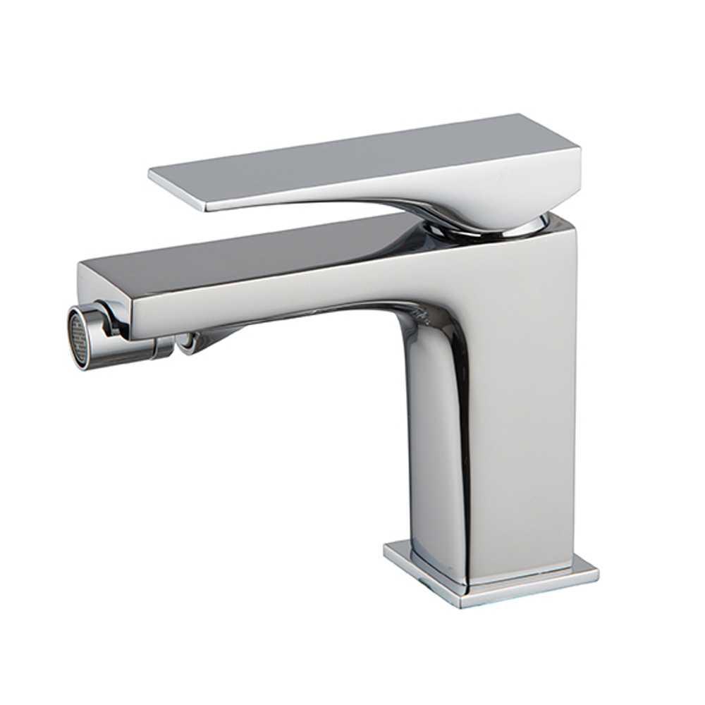 Miscelatore rubinetto bidet  FIMA Carlo Frattini ZETA completo di piletta