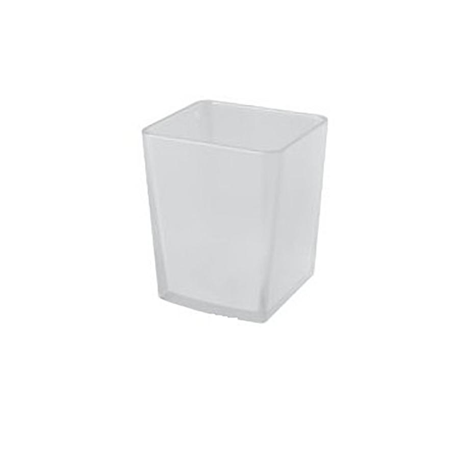 Bicchiere da parete in cristallo acidato Koh-i-Noor modello TUBINA-REKA-FUSION