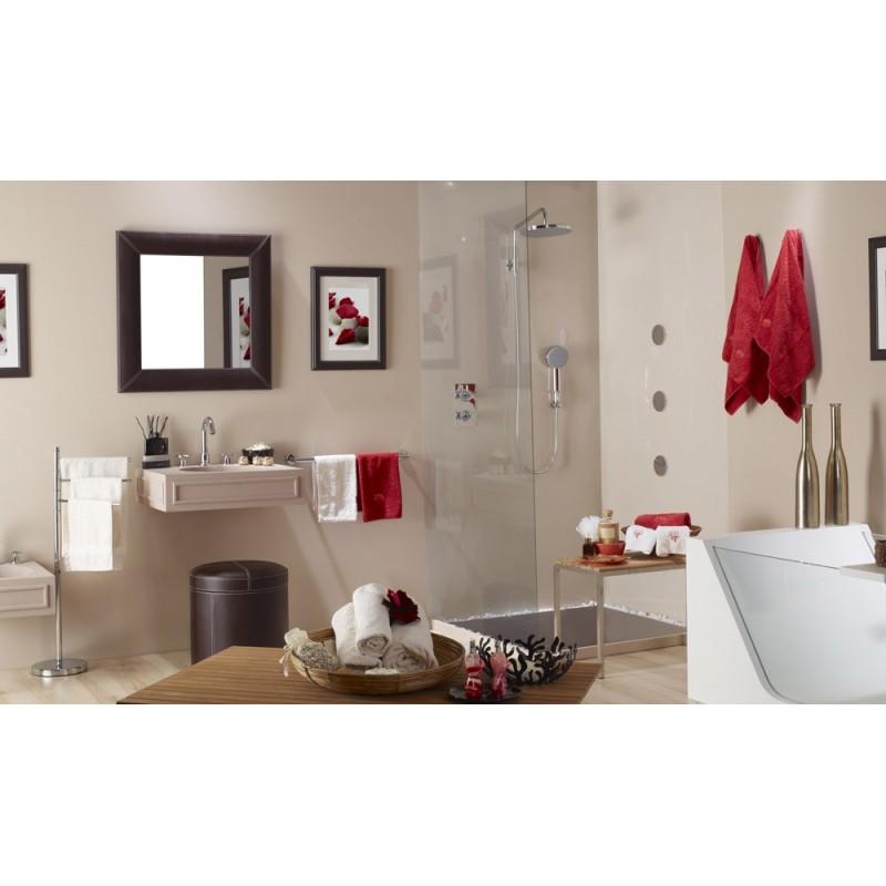 Braccio doccia tondo girevole Bossini Zoe Renovation
