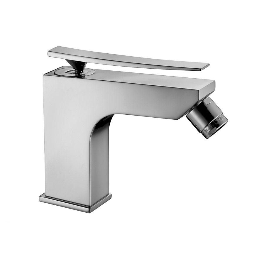 Set di miscelatori lavabo, bidet e doccia paffoni Elys ELY075CR + ELY135CR + ELY010CR