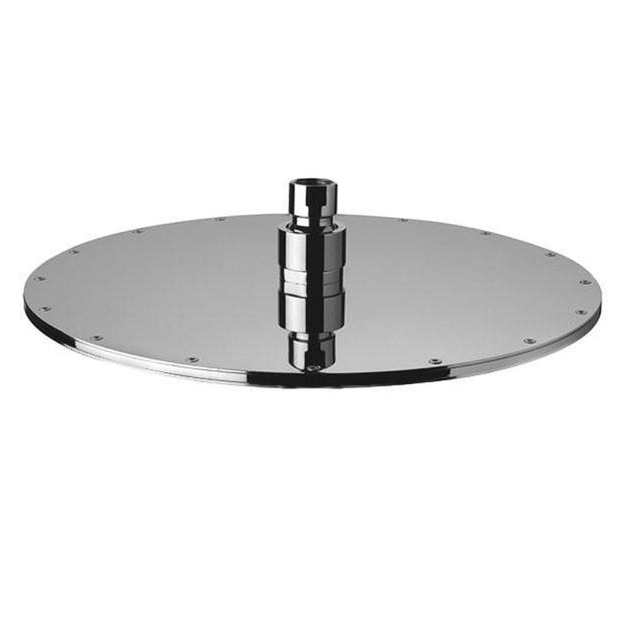 Soffione doccia Paffoni tondo diametro 300 mm realizzato in metallo