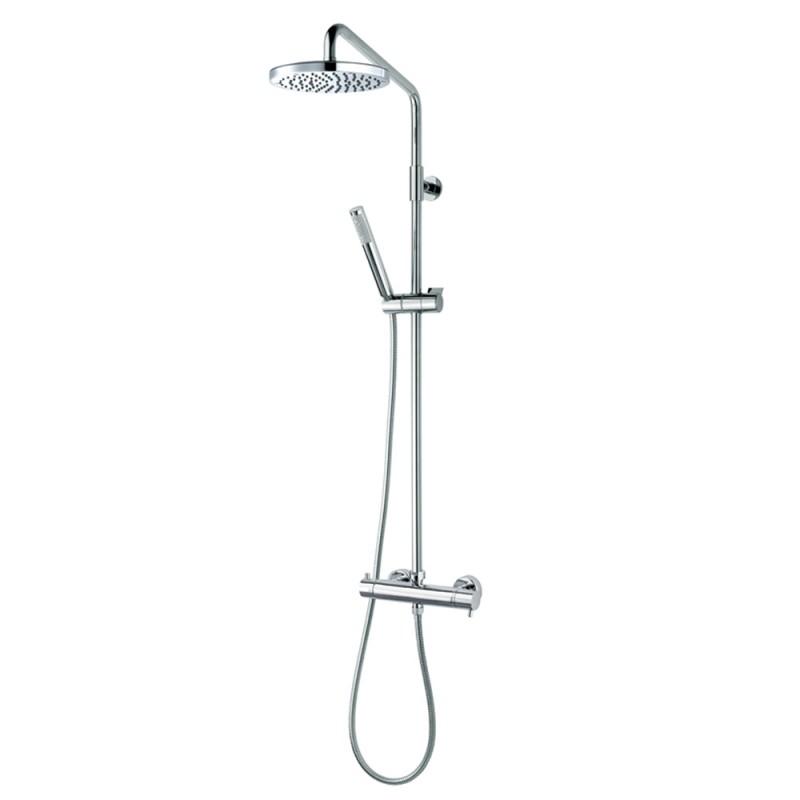 Bossini Colonna doccia Termostatica Tonda ZOE L02256