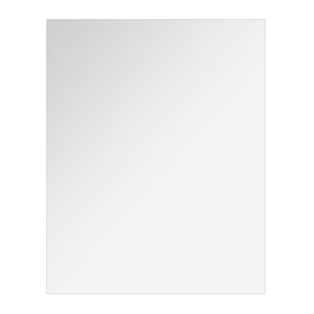 Specchio rettangolare a filo lucido cm 60x80 spessore mm 5