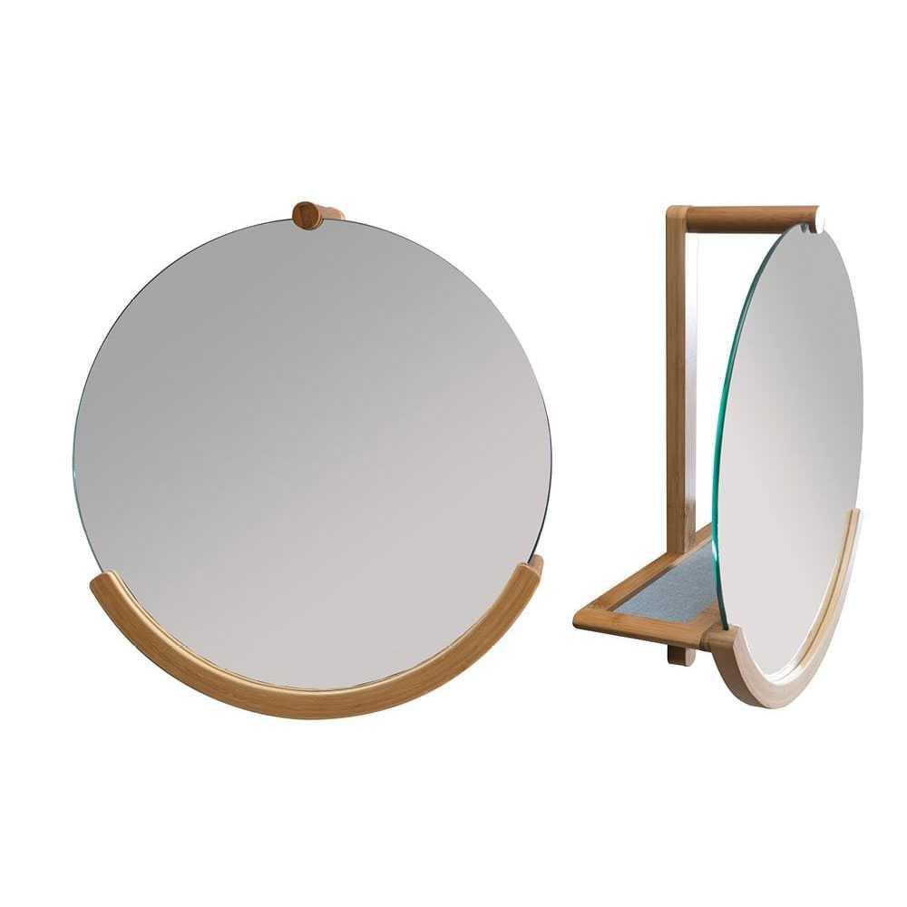 Specchio circolare 'Ordina Mirror' by Cipi cm 43x14x46