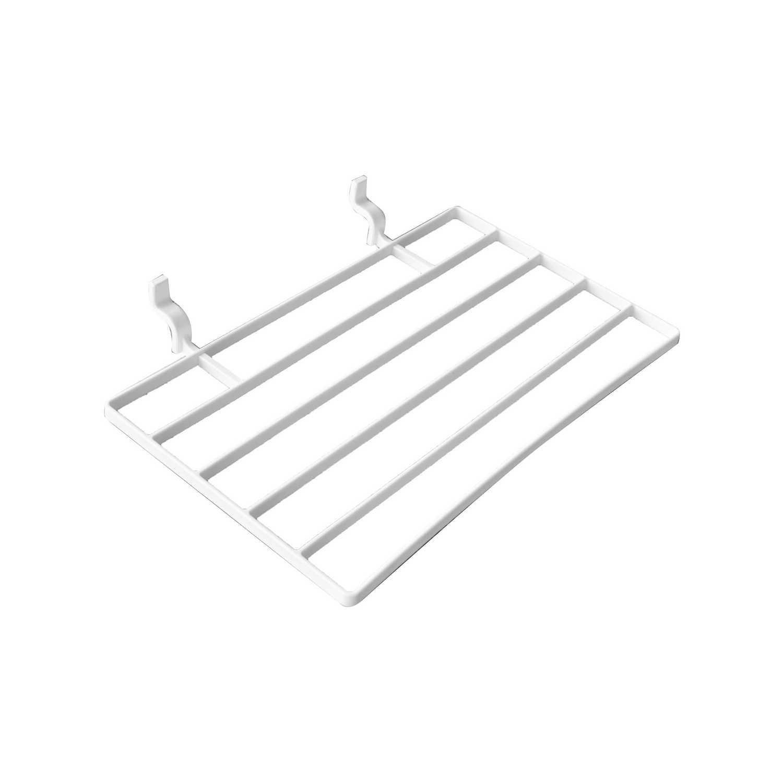 Stendibiancheria per scaldasalviette modello tubolare bianco cm 51x32