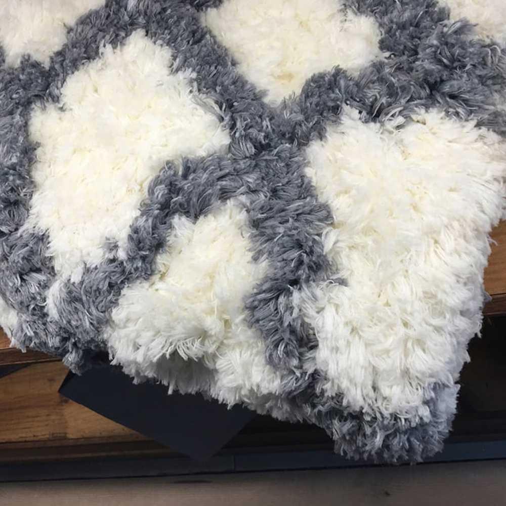 Tappeto bagno cm 110x60 in soffice cotone modello Fluf colore 02. Antiscivolo Cipì Bathroom