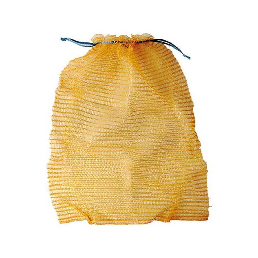 Sacco in raschel per ortaggi cm 50 x 80 - 15 kg circa