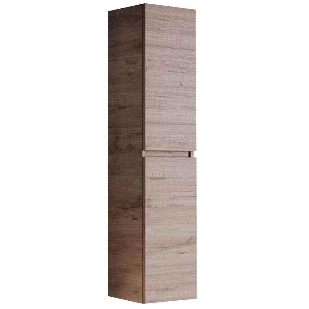 Colonna Bagno Sospesa cm 32x140 h modello 'Persona' colore Nevada