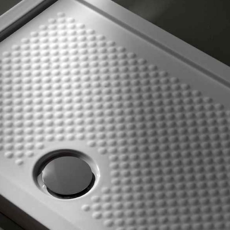 Piatto Doccia 140X80 mod. Docciaviva Ceramica Globo