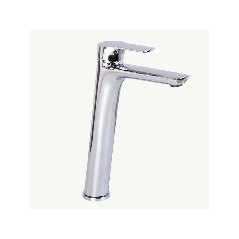 Miscelatore rubinetto lavabo alto FIMA Frattini SERIE 4 con piletta click-clack