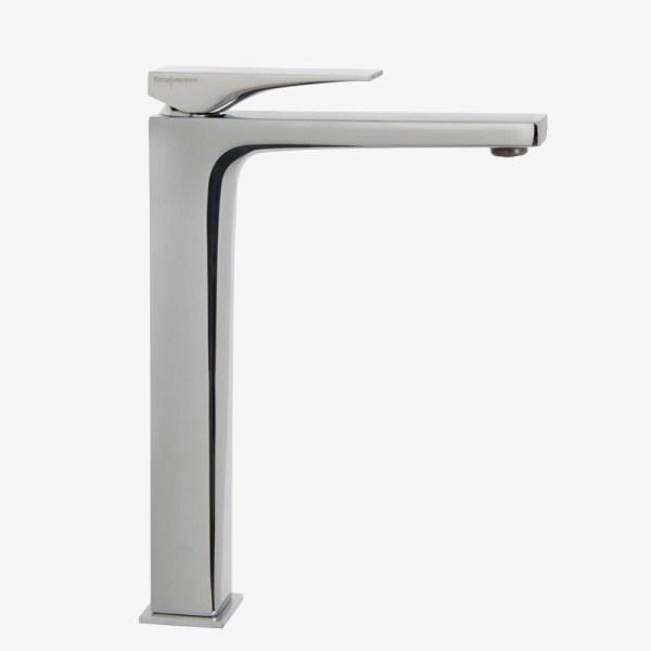 Miscelatore rubinetto lavabo alto FIMA Frattini ZETA completo di piletta