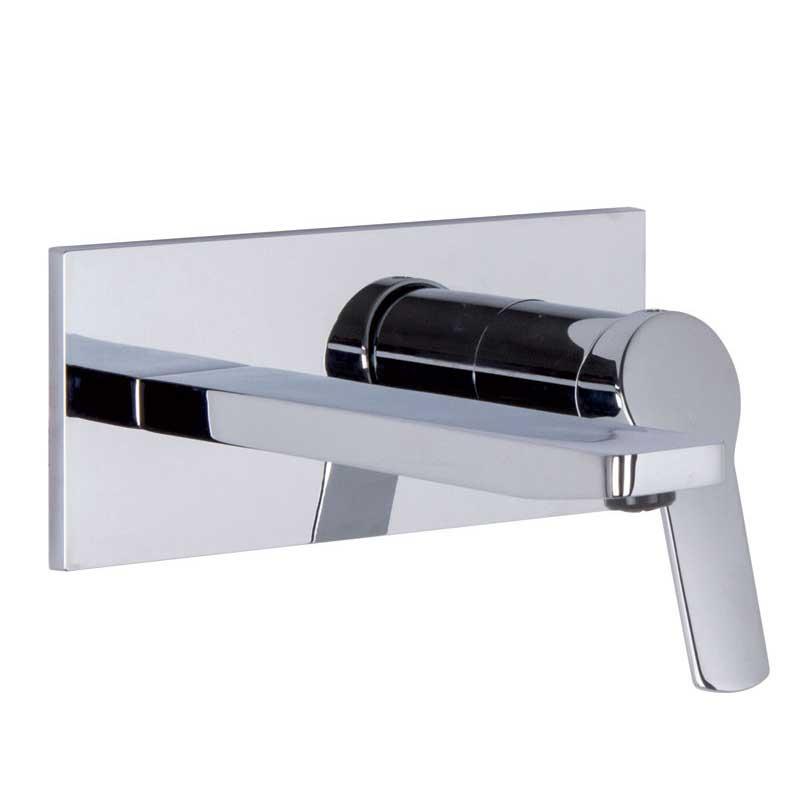Set di miscelatori bagno Fima Carlo Frattini Serie 4 lavabo a muro, bidet e doccia