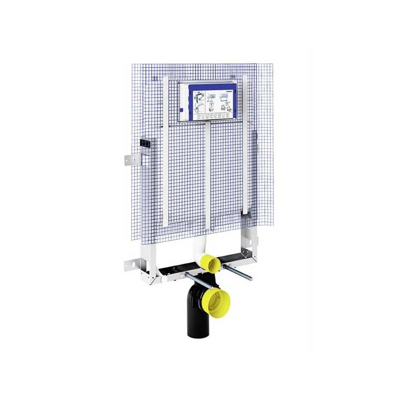 Geberit Combifix per l'installazione semplificata di WC sospesi