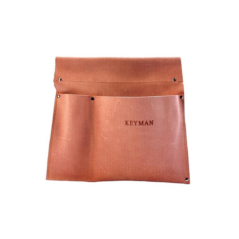 Borsa carpentiere Crosta, Due tasche Eco 'Keyman'