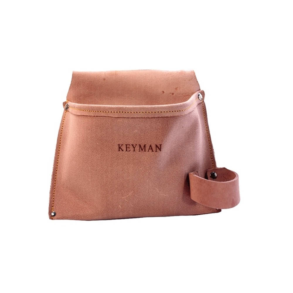 Borsa carpentiere Crosta, Una tasca 'Keyman'