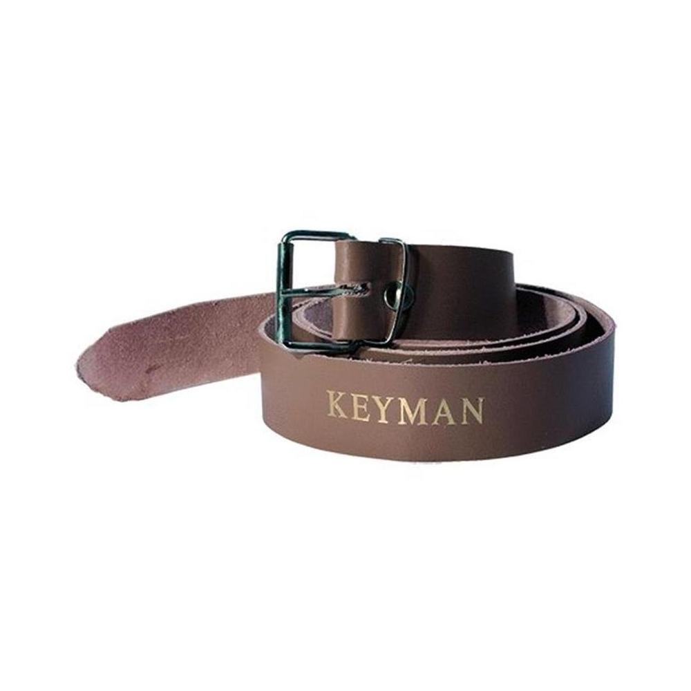 Cintura da lavoro in cuoio 120x4,0cm 'Keyman'