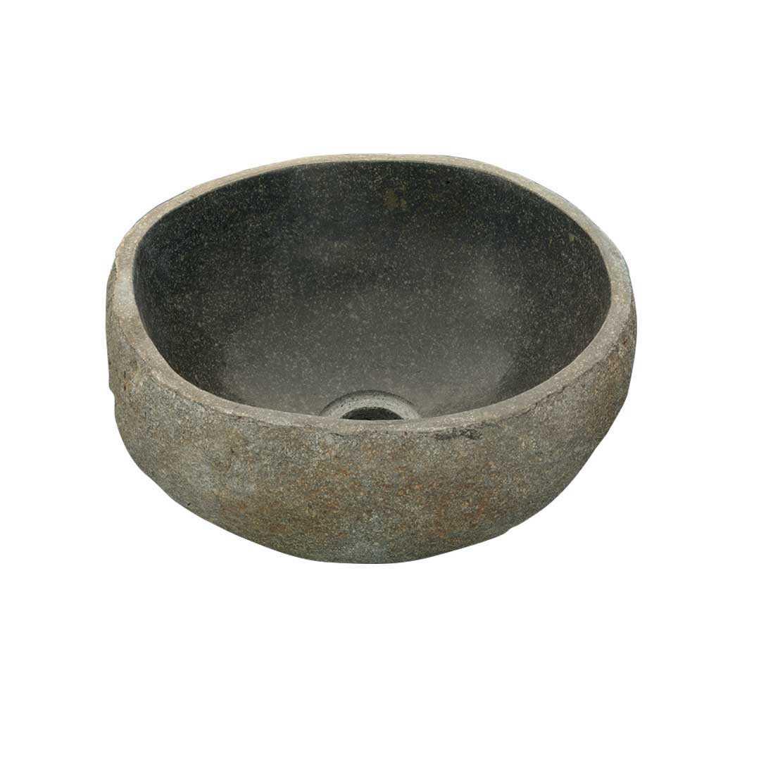 Lavabo da Appoggio in Pietra Mini Stone