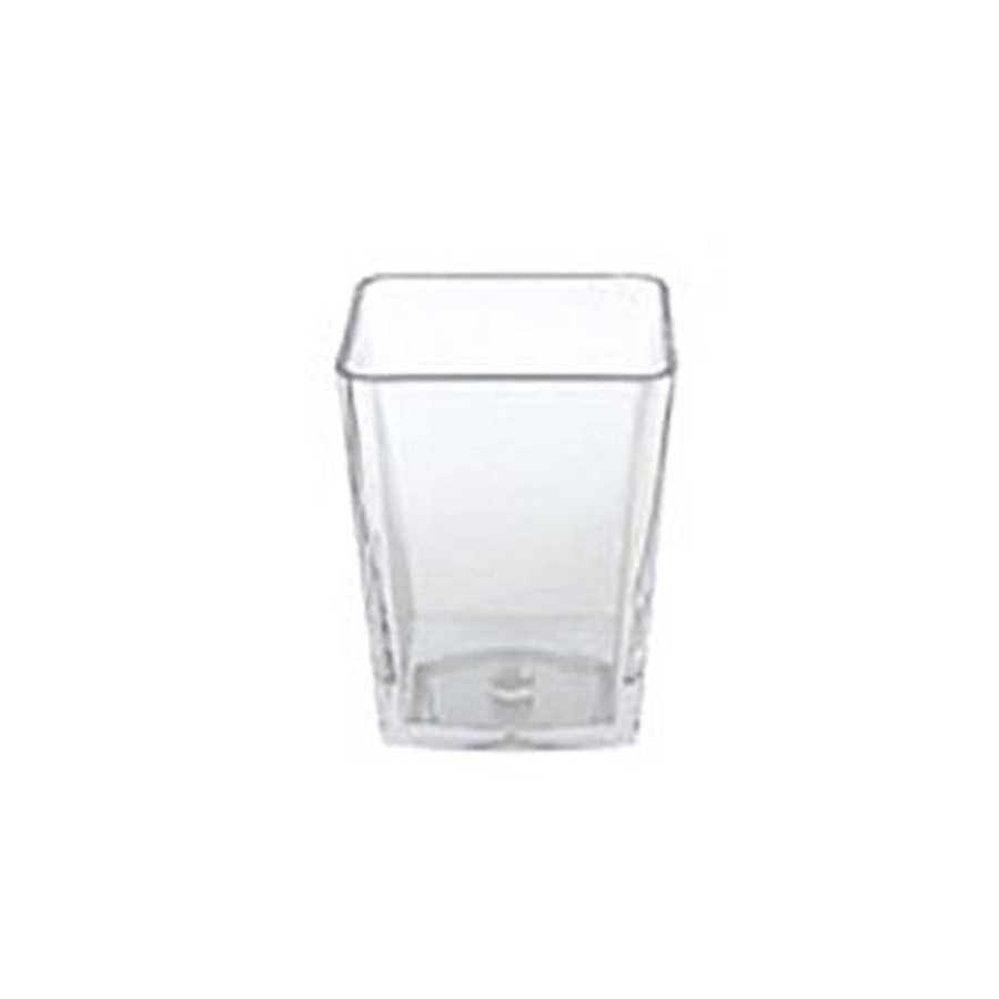 Bicchiere da parete in policarbonato Koh-i-Noor modello TUBINA-REKA-FUSION
