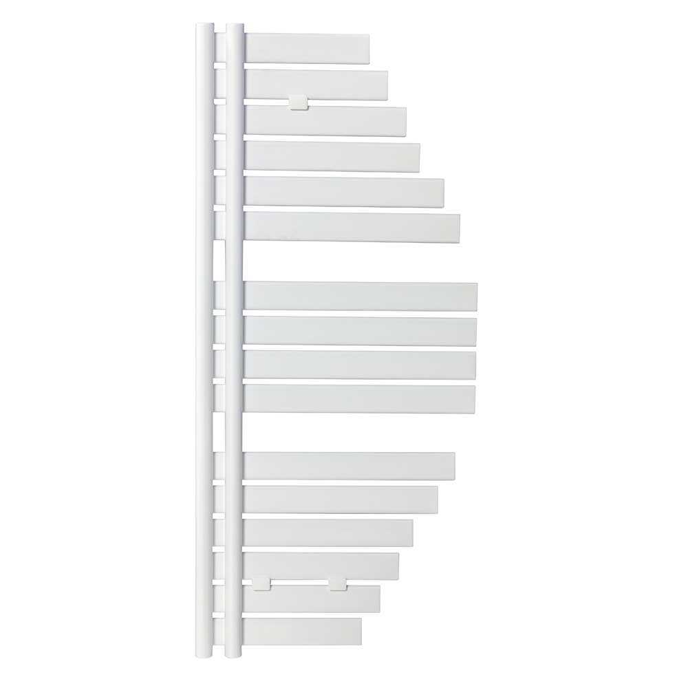 Termoarredo scaldasalviette Lazzarini Spinnaker 1100x483 interasse 50 Bianco