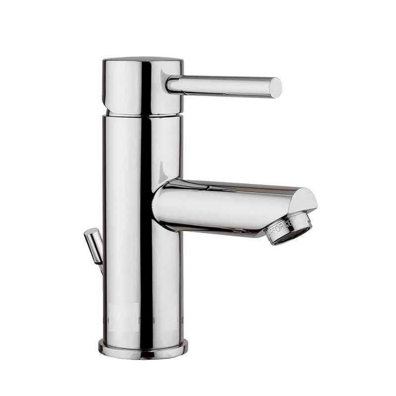 Miscelatore lavabo Paffoni Stick fornito con scarico