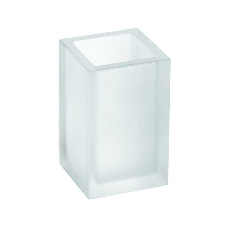 Portaspazzolini da bagno in gel Poliuretanico mod. IVASI MEDIUM GEELLI