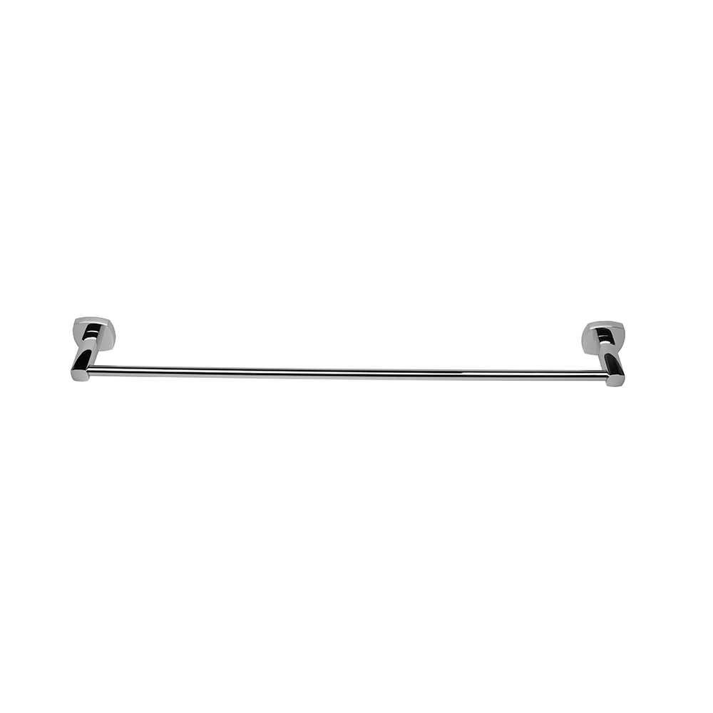Portasalviette cm.60 collezione 'TREND' by ARES: in leghe metalliche e acciaio cromato