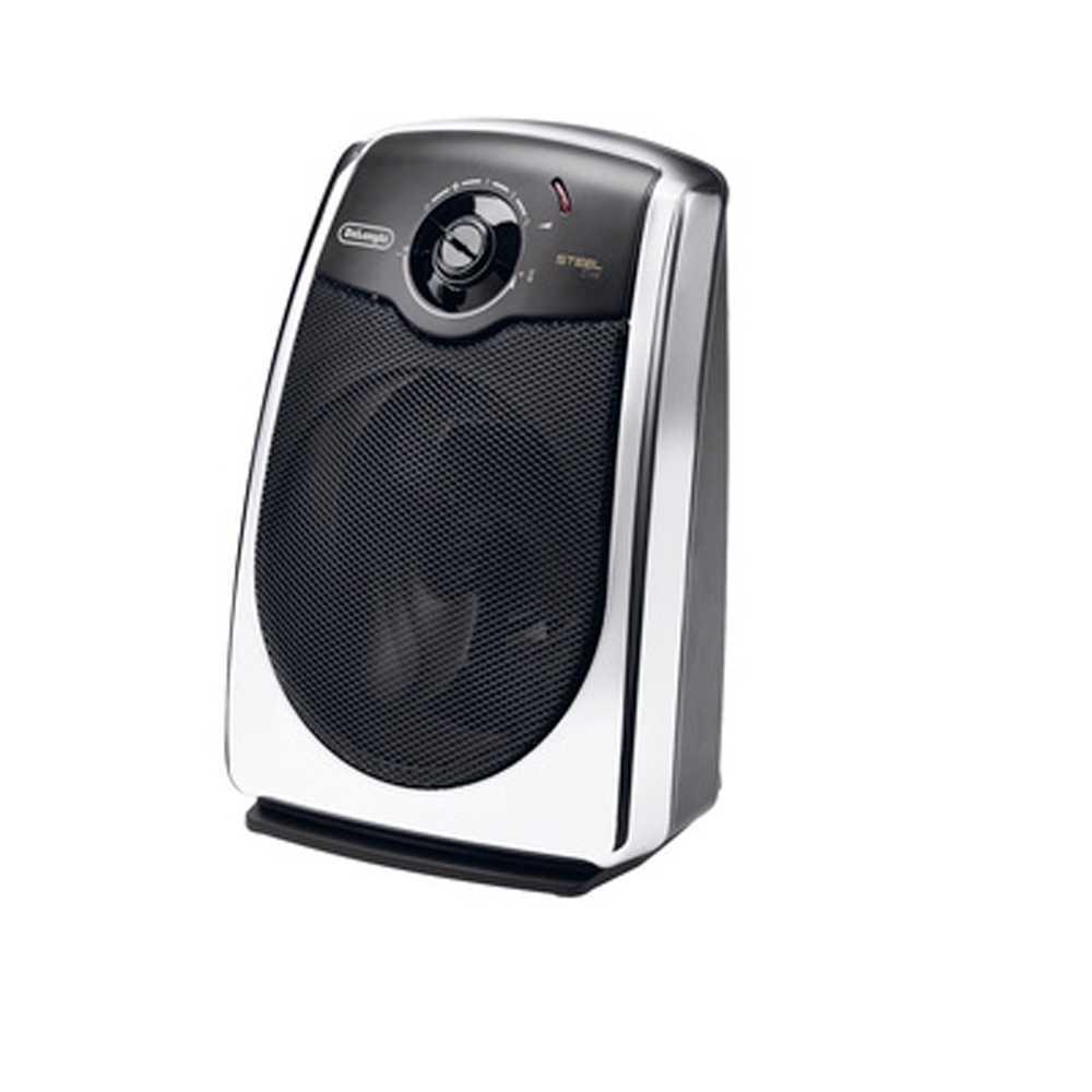 Termoventilatore DeLonghi  HVS 3031 potenza 800/1400/2200 W massima silenziosità