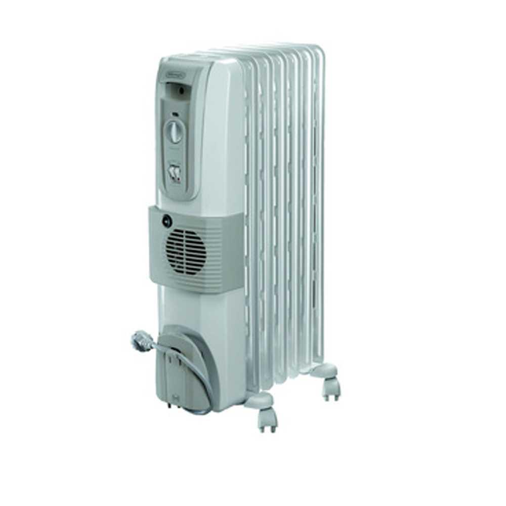 Radiatore a olio DeLonghi  KH 7707 20V a 7 elementi con termostato ambiente