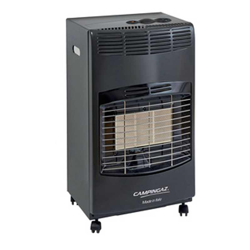Stufa ventilata a infrarossi CampingAZ  IR 5000 TURBO cm 45x35x78h