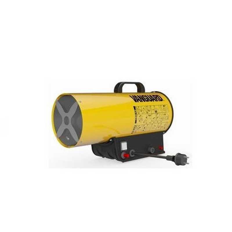 Generatore di aria calda a gas propano/butano Master 'GAS17' peso 4,5 kg