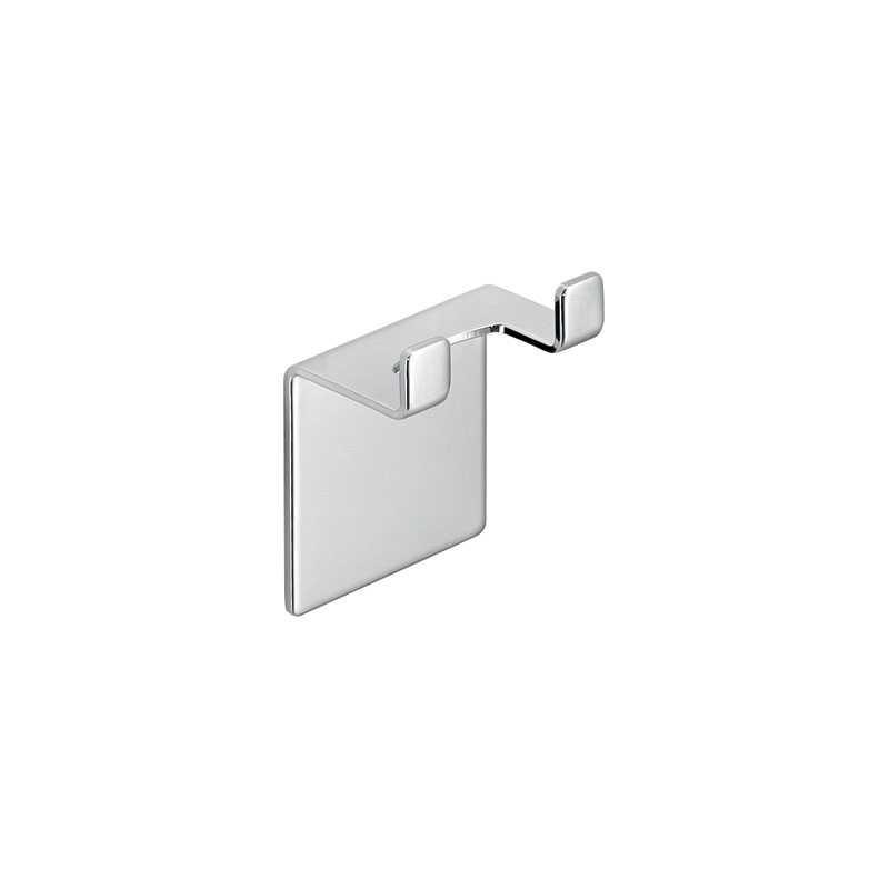 Porta tergivetro con biadesivo Gedy Egadi in acciaio inox per articolo cod. S041