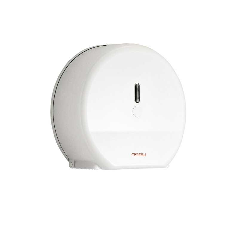 Distributore per rotoli carta igienica Gedy Jumbo Maxi diametro max 34 cm