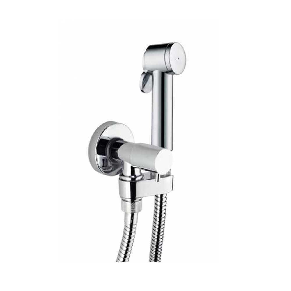 Set idrogetto Bossini Paloma idroscopino completo di rubinetto e supporto