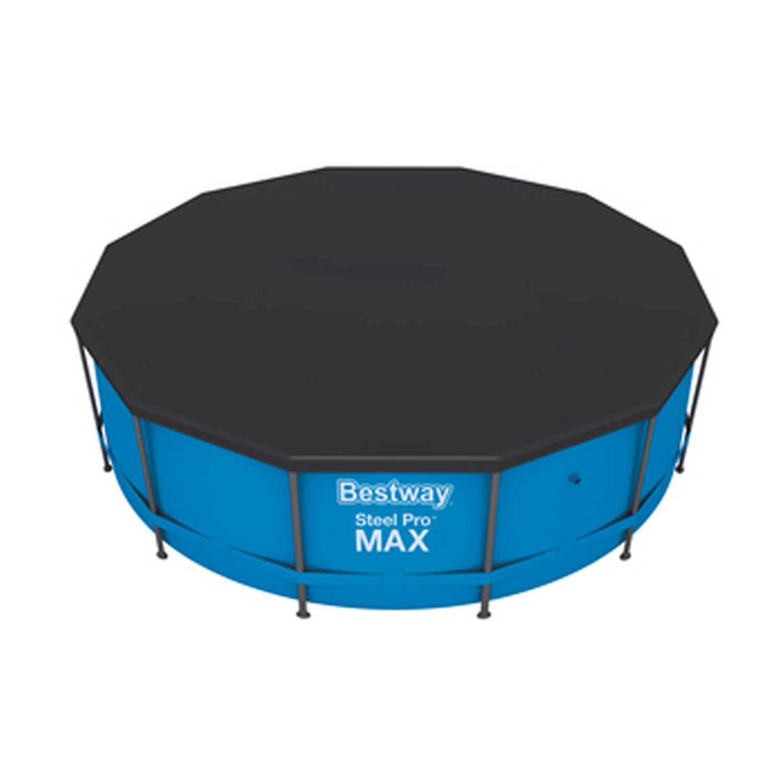 Top di copertura per piscine con diametro di 460 cm