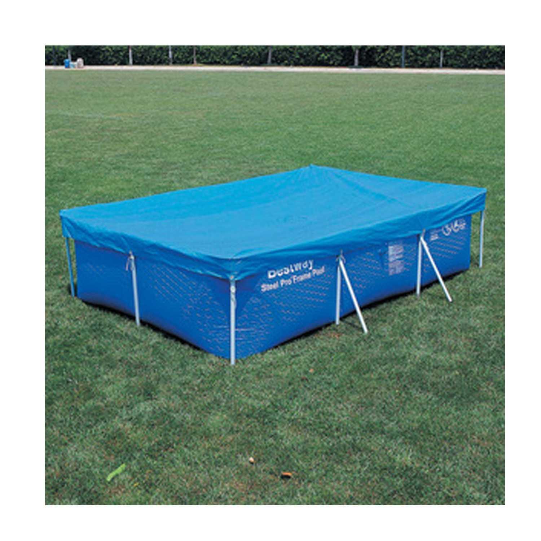 Top di copertura compatibile per piscine 300x201 cm