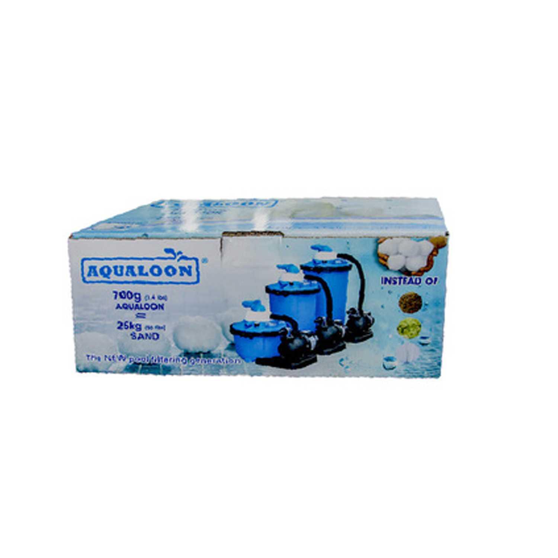 Filtrante per filtri a sabbia da piscina con alta capacità di purificazione