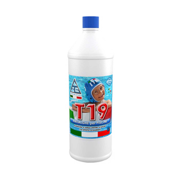 Antialghe T19 antibatterico pronto all'uso confezione da 1 litro