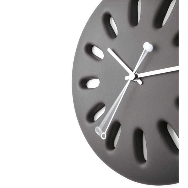 Orologio da parete adesivo in gel poliuretanico mod. INTEMPO GEELLI