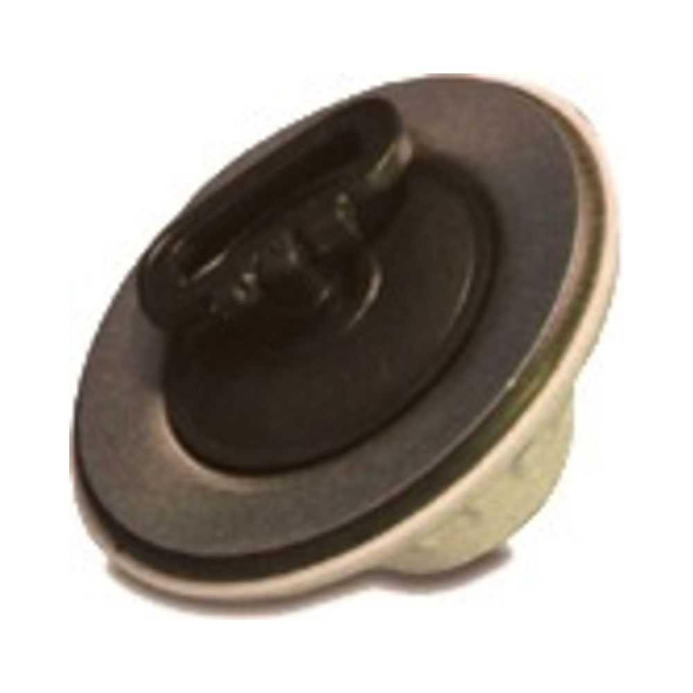 Piletta Bonfante ottone diametro esterno 8 cm