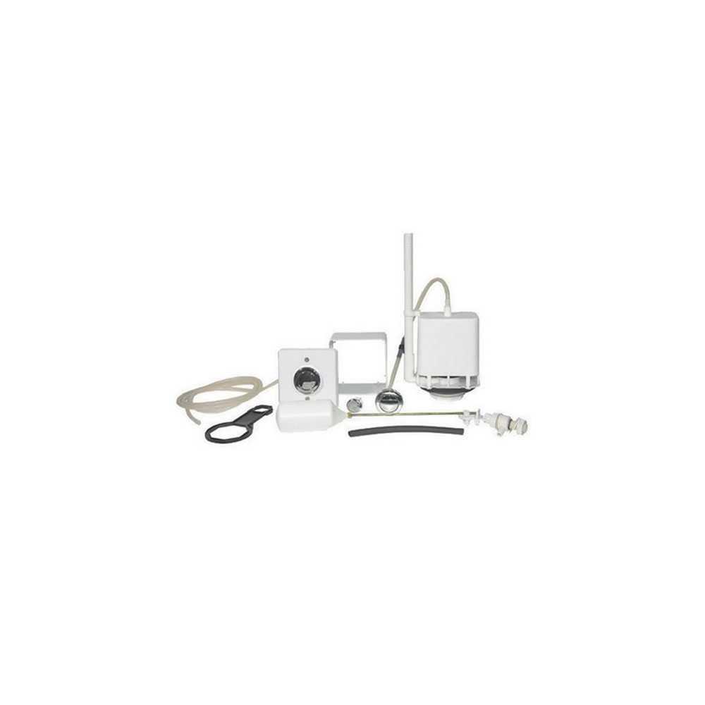 Meccanismo di scarico per cassetta disabili monoblocco art. 152-C5091